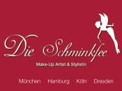 Die Schminkfee - Make-up Artist & Hairstylistin, Brautstyling · Make-up München, Logo