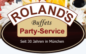 Logo von Roland's Party-Service, Catering & Barcatering München