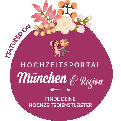 Featured auf Hochzeit & Heiraten in München, Bayern